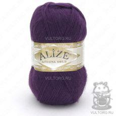 Пряжа Alize Angora Gold, цвет № 111 (Фиолетовый)