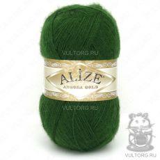 Пряжа Angora Gold Ализе, цвет № 118 (Зелёная трава)