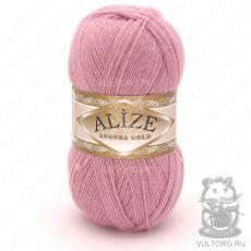 Пряжа Alize Angora Gold, цвет № 144 (Темная пудра)