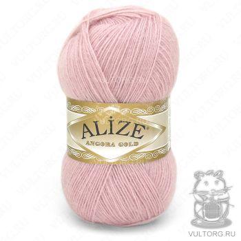 Пряжа Alize Angora Gold, цвет № 161 (Пудра)