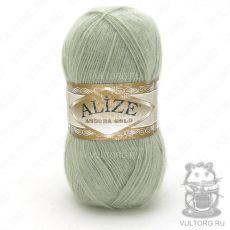 Пряжа Alize Angora Gold, цвет № 267 (Оливковый)