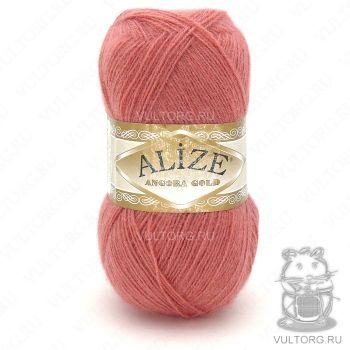 Пряжа Alize Angora Gold, цвет № 656 (Роза барочная)
