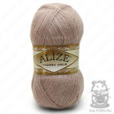 Пряжа Angora Gold Ализе, цвет № 542 (Кора)