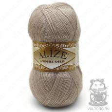 Пряжа Angora Gold Ализе, цвет № 541 (Норка)