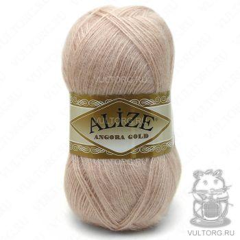 Пряжа Alize Angora Gold, цвет № 404 (Пудра)