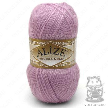Пряжа Alize Angora Gold, цвет № 295 (Розовый)