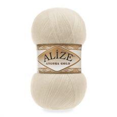 Пряжа Alize Angora Gold, цвет № 160 (Медовый)