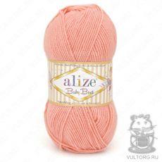 Пряжа Alize Baby Best, цвет № 145 (Персиковый)