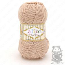 Пряжа Alize Baby Best, цвет № 382 (Светлая пудра)