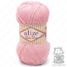 Пряжа Alize Baby Best, цвет № 161 (Пудра)