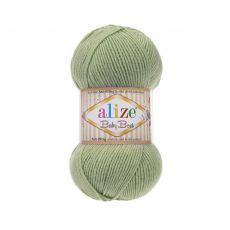 Пряжа Alize Baby Best, цвет № 138 (Оливковый)