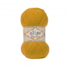 Пряжа Alize Baby Best, цвет № 281 (Желтый)