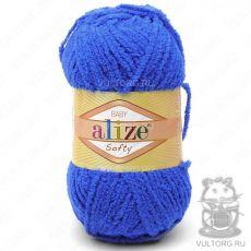 Пряжа Baby Softy Ализе, цвет № 141 (Василёк)
