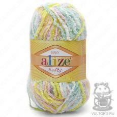 Пряжа Baby Softy Ализе, цвет № 51300