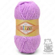 Пряжа Baby Softy Ализе, цвет № 672 (Нежно-розовый)