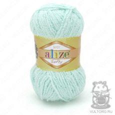 Пряжа Alize Baby Softy, цвет № 15 (Водяная зелень)