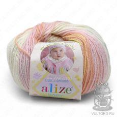 Пряжа Baby Wool Batik Ализе, цвет № 3563