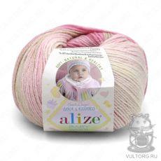 Пряжа Baby Wool Batik Ализе, цвет № 4397