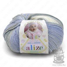 Пряжа Baby Wool Batik Ализе, цвет № 4692