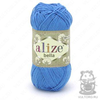 Пряжа Alize Bella, цвет № 387 (Голубой сочи)