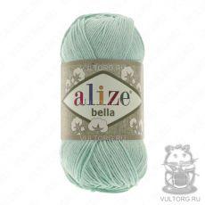 Пряжа Bella Ализе, цвет № 266 (Мята)