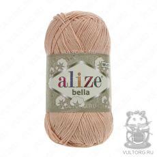 Пряжа Bella Ализе, цвет № 417 (Телесный)