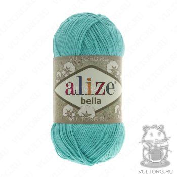 Пряжа Alize Bella, цвет № 477 (Бирюзовый)
