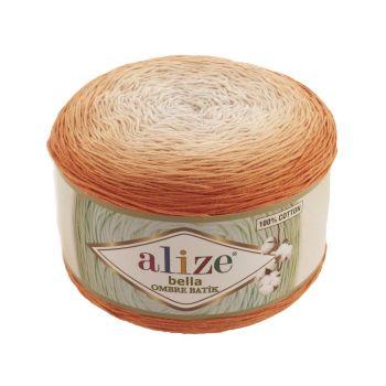 Пряжа Bella Ombre Batik Ализе, цвет № 7403