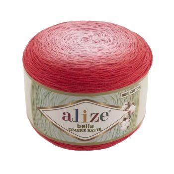 Пряжа Alize Bella Ombre Batik, цвет № 7404