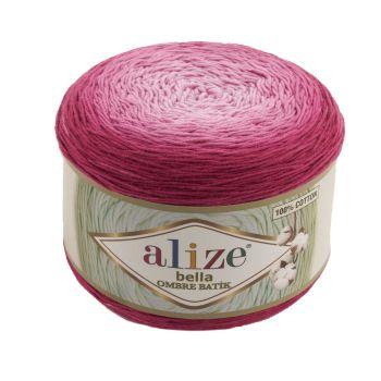 Пряжа Bella Ombre Batik Ализе, цвет № 7405