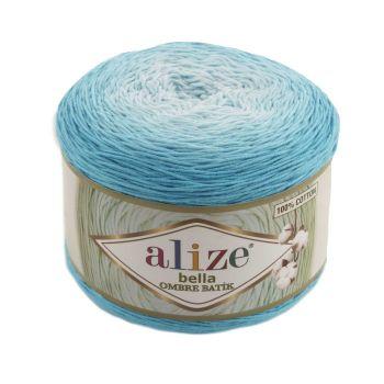 Пряжа Alize Bella Ombre Batik, цвет № 7409