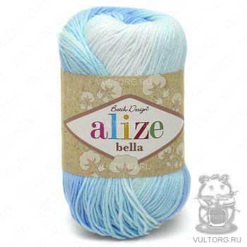 Пряжа Bella batik Ализе, цвет № 2130