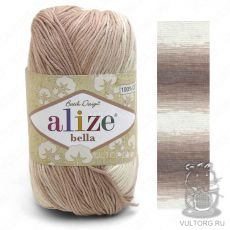 Пряжа Bella batik Ализе, цвет № 1815