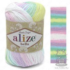Пряжа Bella batik Ализе, цвет № 2132