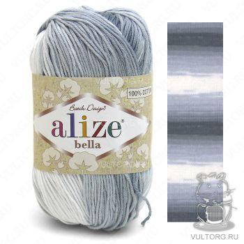 Пряжа Alize Bella batik, цвет № 2905