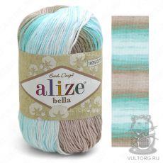 Пряжа Alize Bella batik, цвет № 3675