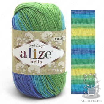 Пряжа Bella batik Ализе, цвет № 4150