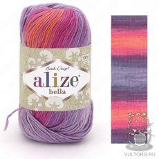 Пряжа Alize Bella batik, цвет № 4595