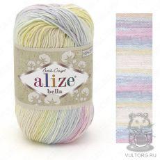 Пряжа Bella batik Ализе, цвет № 6785