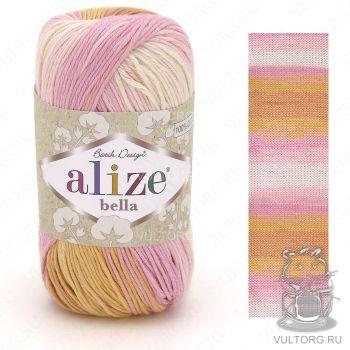 Пряжа Alize Bella batik, цвет № 6789