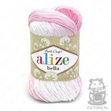 Пряжа Bella batik Ализе, цвет № 2126
