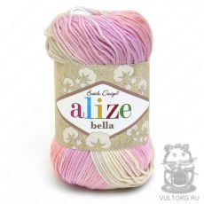 Пряжа Bella batik Ализе, цвет № 2807