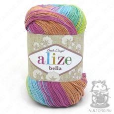 Пряжа Bella batik Ализе, цвет № 4151
