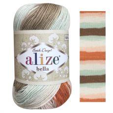 Пряжа Alize Bella batik, цвет № 7103