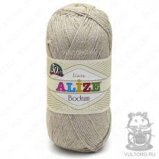 Пряжа Bodrum Ализе, цвет № 533 (Светло-серый)
