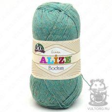 Пряжа Bodrum Ализе, цвет № 482 (Светло-зелёный)