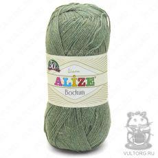 Пряжа Bodrum Ализе, цвет № 79 (Зелёный)