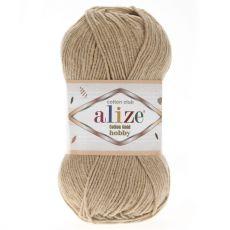 Пряжа Alize Cotton Gold Hobby, цвет № 262 (Беж)