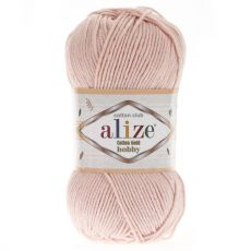 Пряжа Alize Cotton Gold Hobby, цвет № 382 (Телесный)