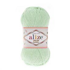 Пряжа Alize Cotton Gold Hobby, цвет № 478 (Светло-салатовый)